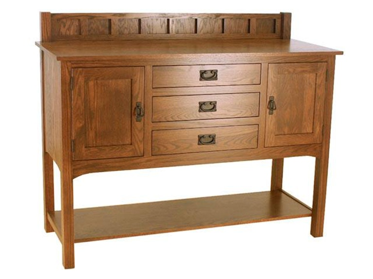 Canal Dover Furniture Mission Sideboard 32020