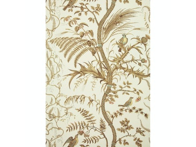 Brunschwig & Fils BIRD AND THISTLE BEIGE BR-69518.068