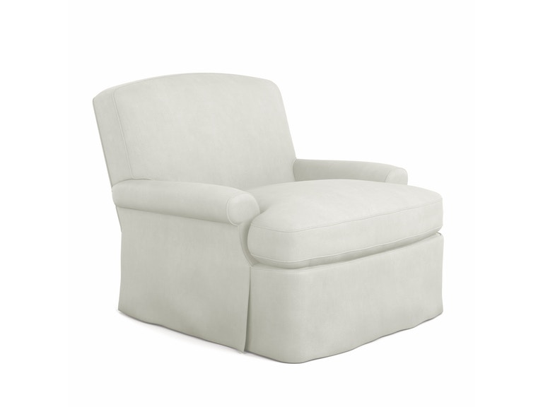 Brunschwig & Fils Madeleine Tight Back Chair BR-2180.Chair