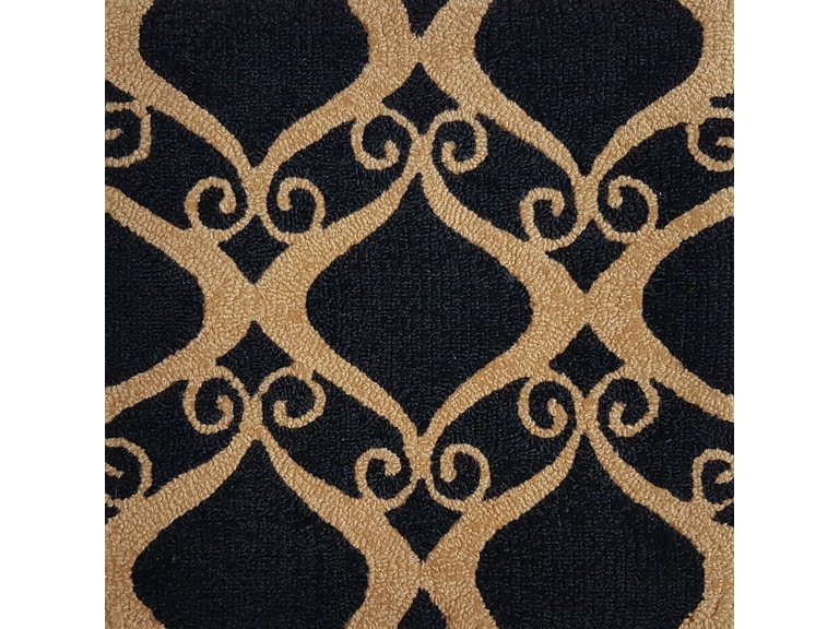 Brunschwig Carpet V14-504/Sp.Black Gold CB-102451.BLACK GOLD.0