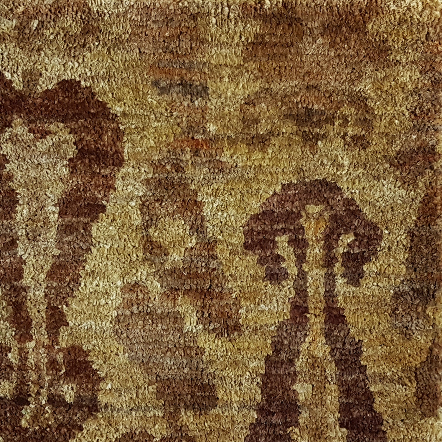 Brunschwig Carpet V2-211/Sp.Gold Brown CB-102115.GOLD BROWN.0