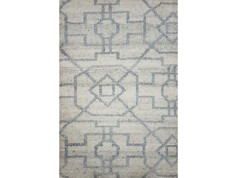 Brunschwig Carpet V2-275/Sp.White/Grey CB-102700.WHITE/GREY.0