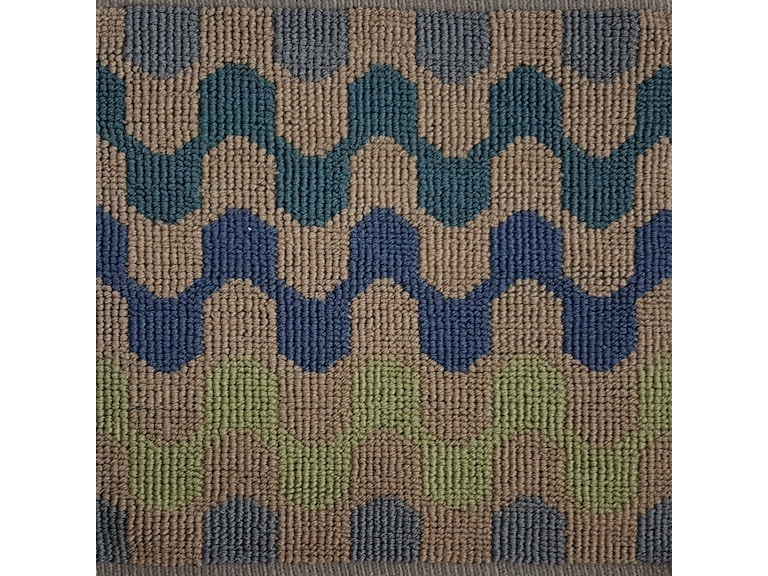 Brunschwig Carpet V3-18822/Sp.Green Blue CB-102104.GREEN BLUE.0