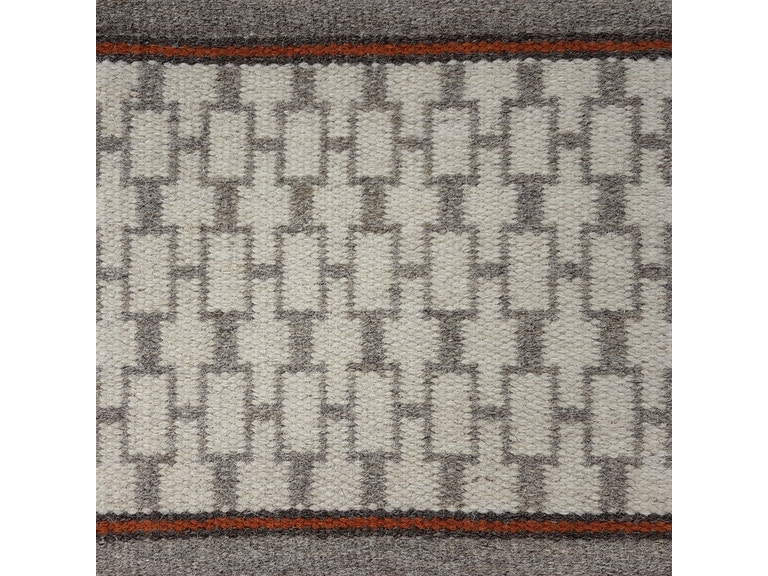 Brunschwig Carpet V3-19249/Sp.Silver White Orange CB-102305.SILVER WHITE ORANGE.0