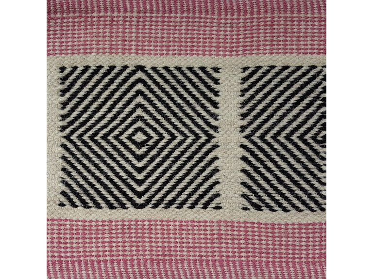 Brunschwig Carpet V3-19695/Sp.Pink Black CB-102317.PINK BLACK.0