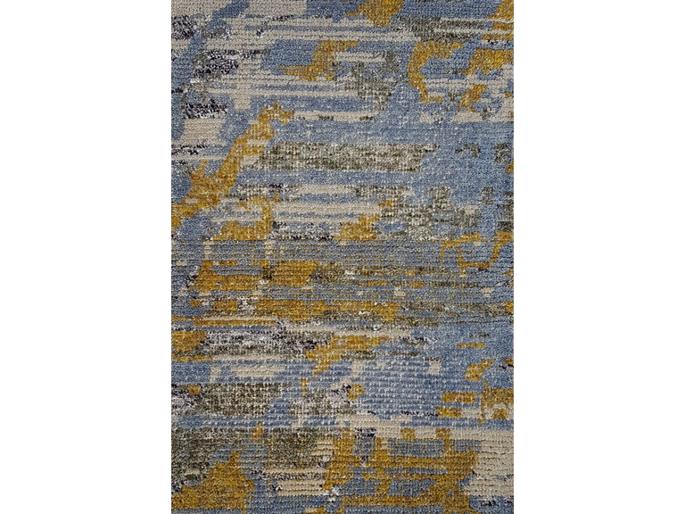 Brunschwig Carpet V4-236/Sp.Yellow Blue CB-102713.YELLOW BLUE.0