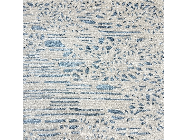 Brunschwig Carpet V6-43/Sp.White Blue CB-102063.WHITE BLUE.0