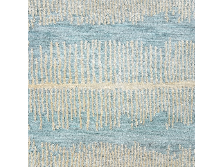 Brunschwig Carpet V6-55/Sp.Aqua Yellow CB-102070.AQUA YELLOW.0