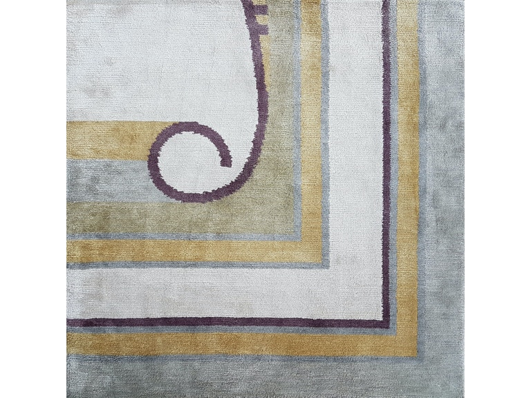 Brunschwig Carpet V6-58/Sp.Gold Purple Grey CB-102073.GOLD PURPLE GREY.0