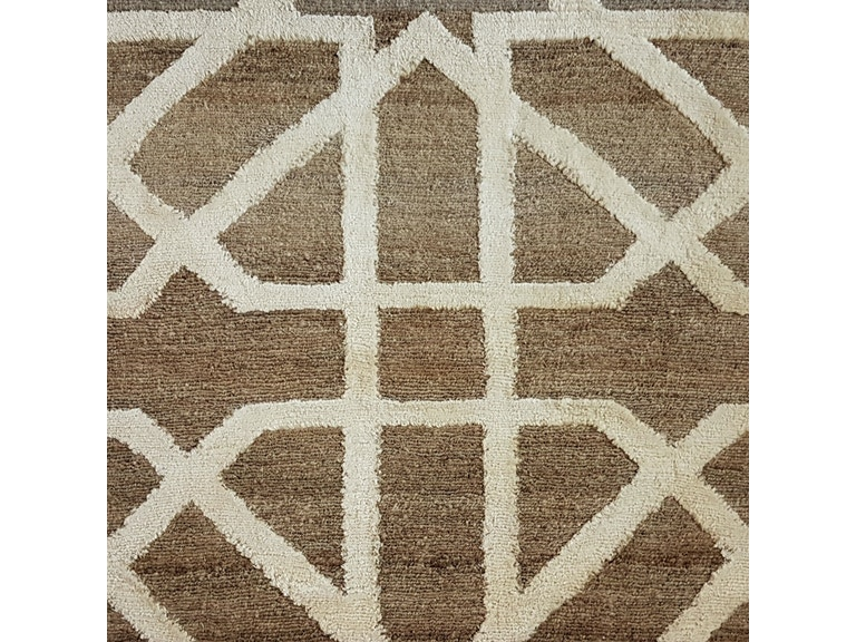 Brunschwig Carpet V6-67/Sp.Brown White CB-102486.BROWN WHITE.0