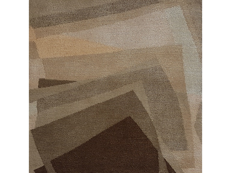 Brunschwig Carpet V7-14/Sp.Taupe Cream Brown CB-102080.TAUPE CREAMBROWN.0