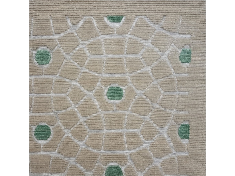 Brunschwig Carpet V8-1010/Sp.Cream/Mint CB-102023.CREAM/MINT.0