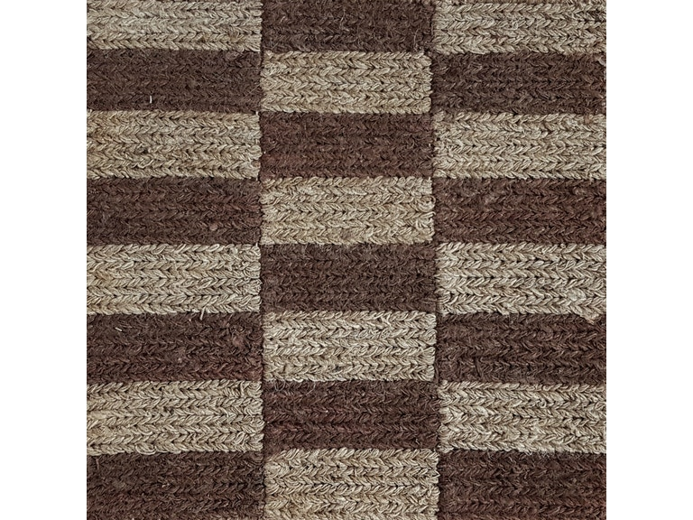 Brunschwig Carpet V8-1944/Sp.Brown Cream CB-102430.BROWN CREAM.0