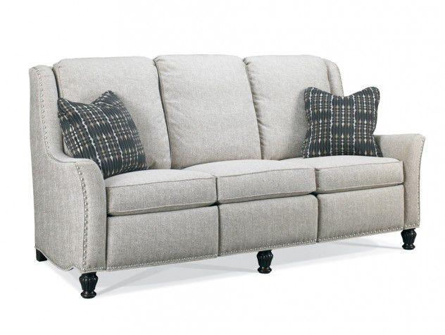Motion Craft Living Room Motorized Zero Wall Reclining Sofa 37730m  ~ Motorized Reclining Sofa