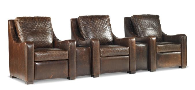 Motion Craft 209 Series Home Theater Seating