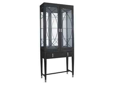 Lillian August for Hickory White Landon Display Cabinet LA13043M