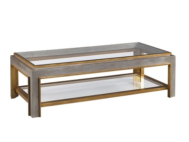 Lillian August for Hickory White Oliver Cocktail Table LA13319-01