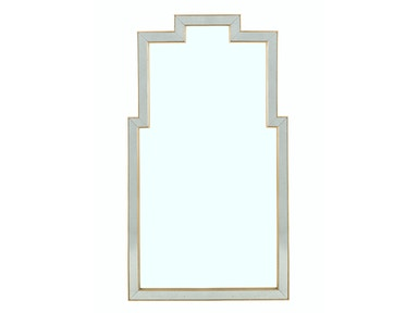 Lillian August for Hickory White Athena Mirror - Gold LA13340-01
