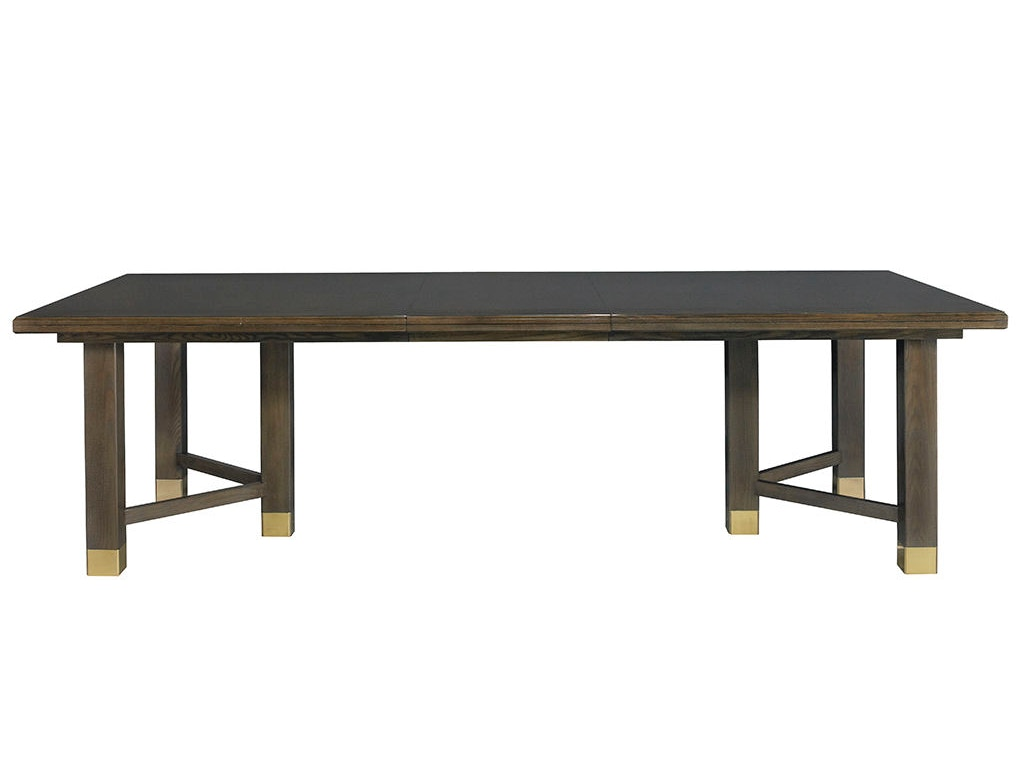 Lillian August For Hickory White Dining Room Bancroft Dining Table LA18012