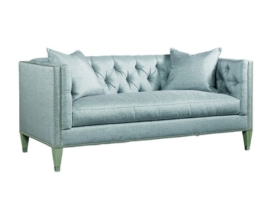 Lillian August for Hickory White Wright Loveseat LA7154L