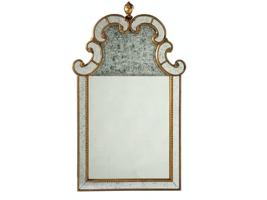 Lillian August for Hickory White Beauvoir Mirror LA81342-01