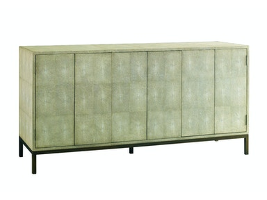 Lillian August Ford Shagreen Console