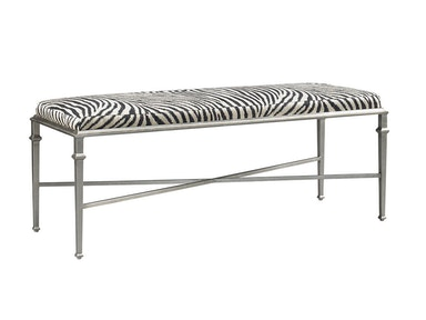Lillian August for Hickory White Tria Bench LA98381-01