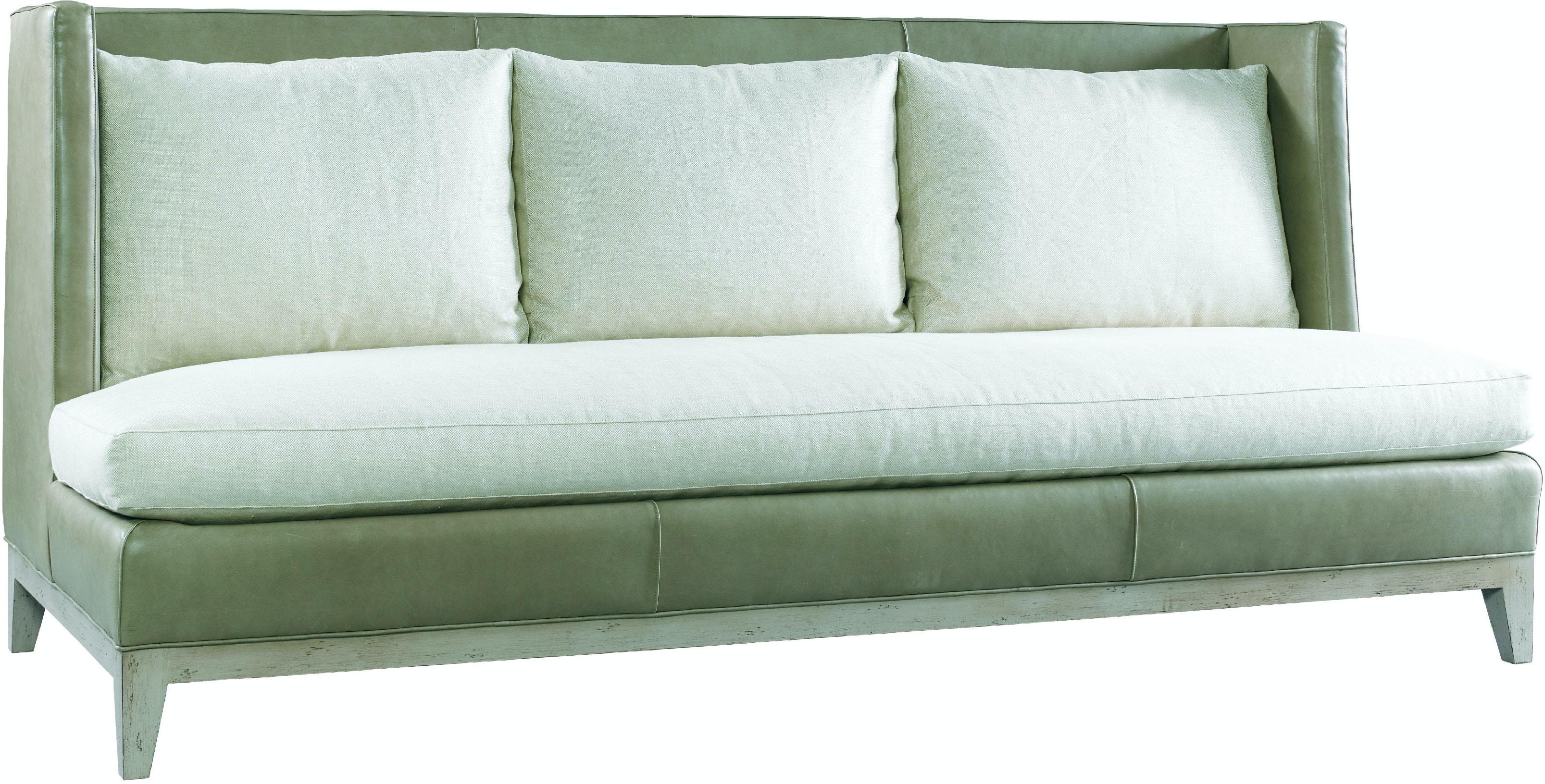 Lillian August For Hickory White Living Room Gerard Sofa