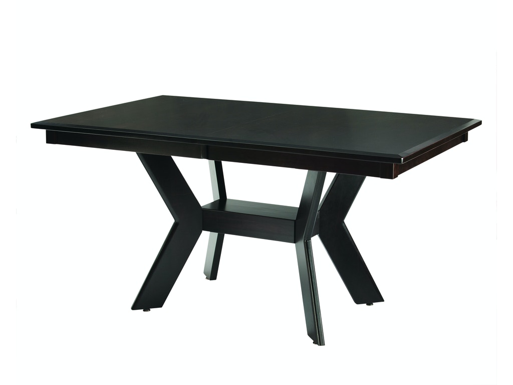 Palettes by winesburg dining room rectangular table top for Dining room table top designs