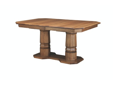 Palettes by Winesburg Clipped Corner Table Top 3636H0