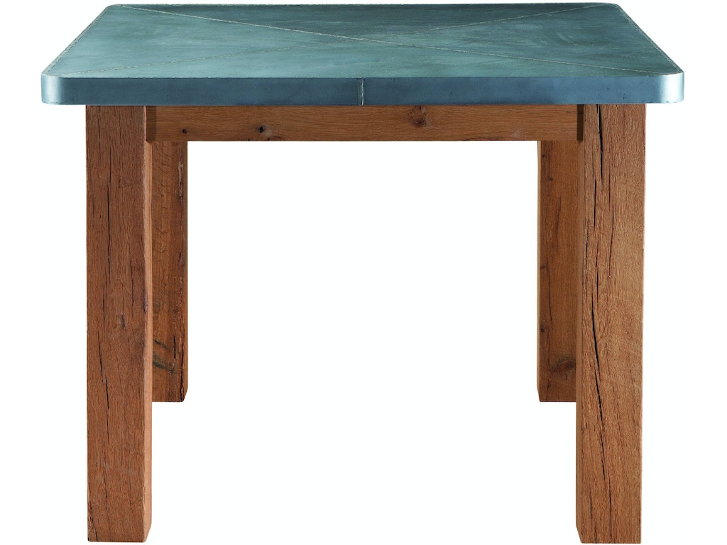 Palettes by Winesburg Dining Room Square Zinc Table Top 4848SQZI ...