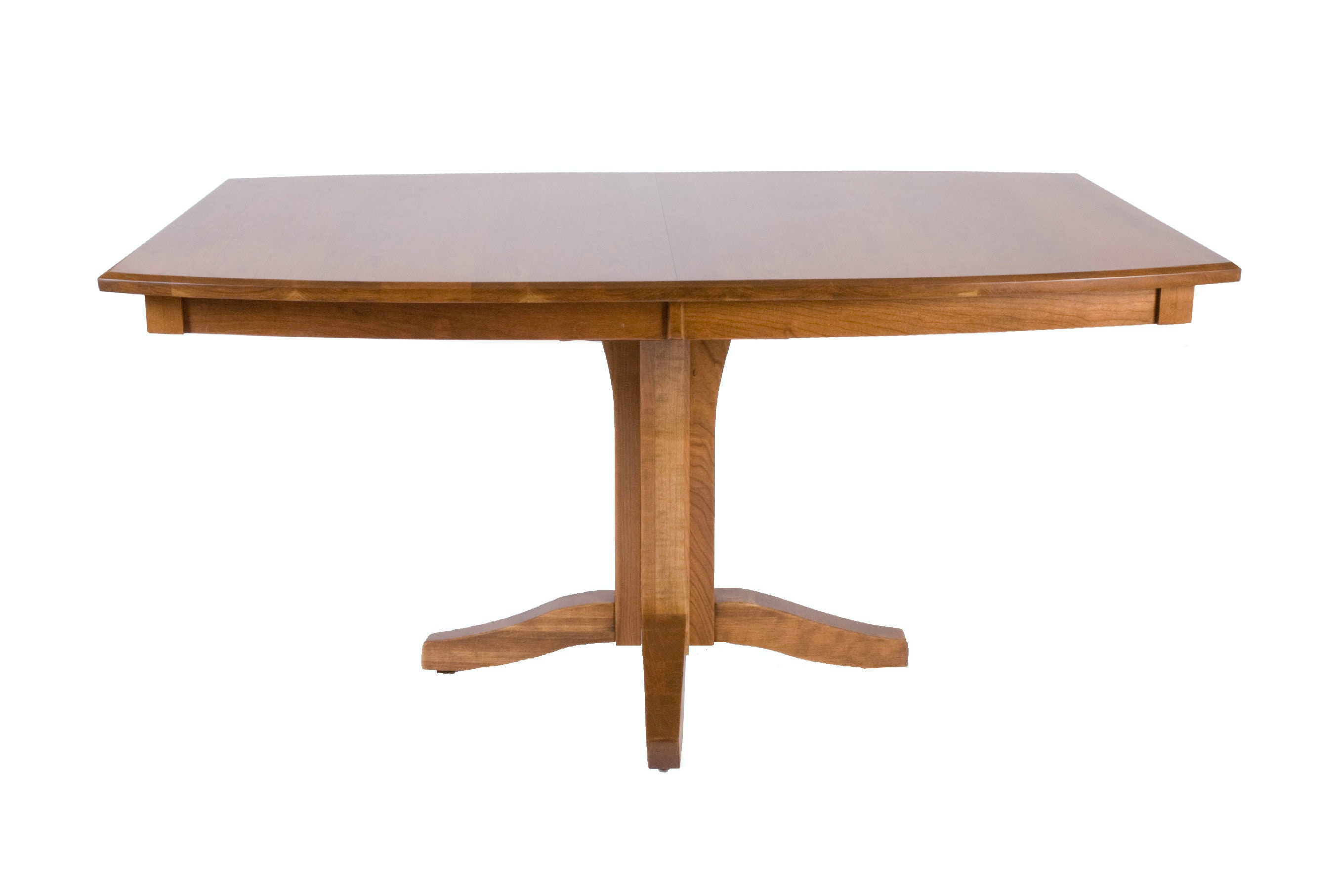 Palettes by winesburg dining room boat shaped table top for Dining room table top designs