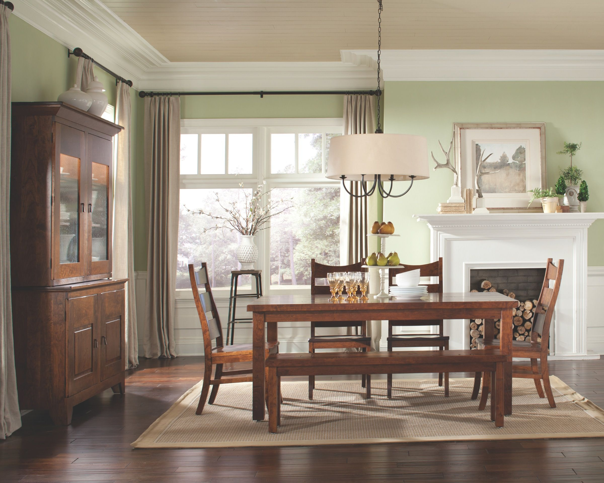 Palettes By Winesburg Dining Room Rochester Buffet Warehouse  # Buffet Palette
