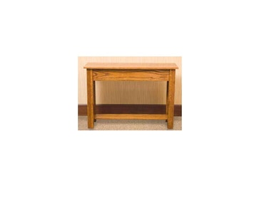 YUTZY WOODWORKING Sofa Table 1060