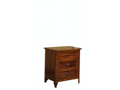 YUTZY WOODWORKING Hudson Nightstand 1464