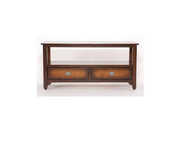 YUTZY WOODWORKING Media Console 1855