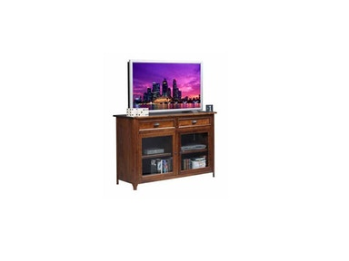 YUTZY WOODWORKING Hudson Entertainment Console 3100