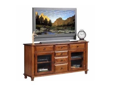 YUTZY WOODWORKING Wrightsville Entertainment Console 3202