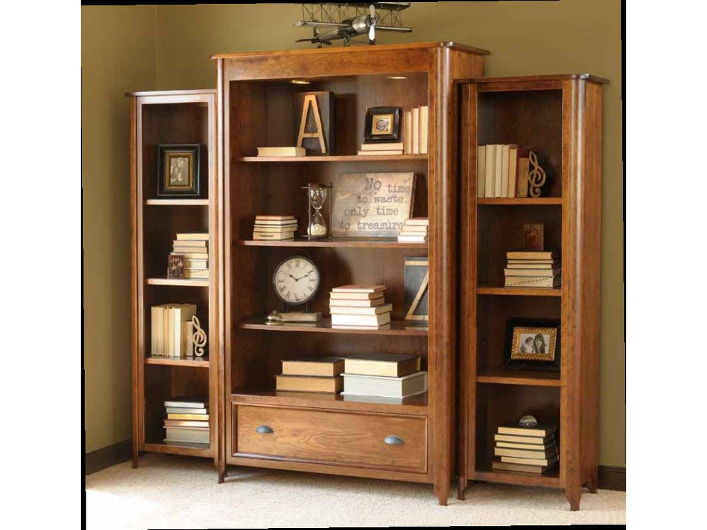 YUTZY WOODWORKING Home Office Bookcase