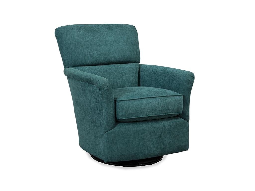Craftmaster Living Room Swivel Chair 005110SGCraftMaster
