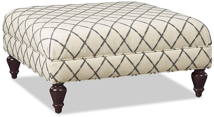 Craftmaster Living Room Ottoman 018200 Norwalk Furniture