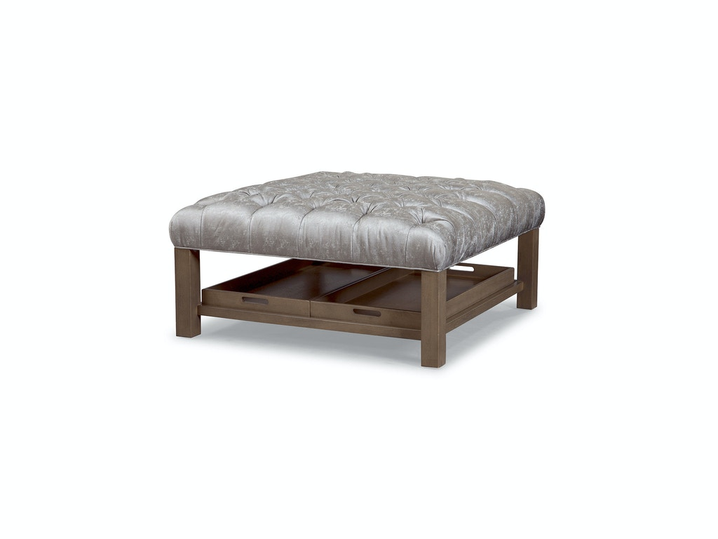 Hickory Craft Living Room Ottoman 024500 Grace Furniture Marcy Ny