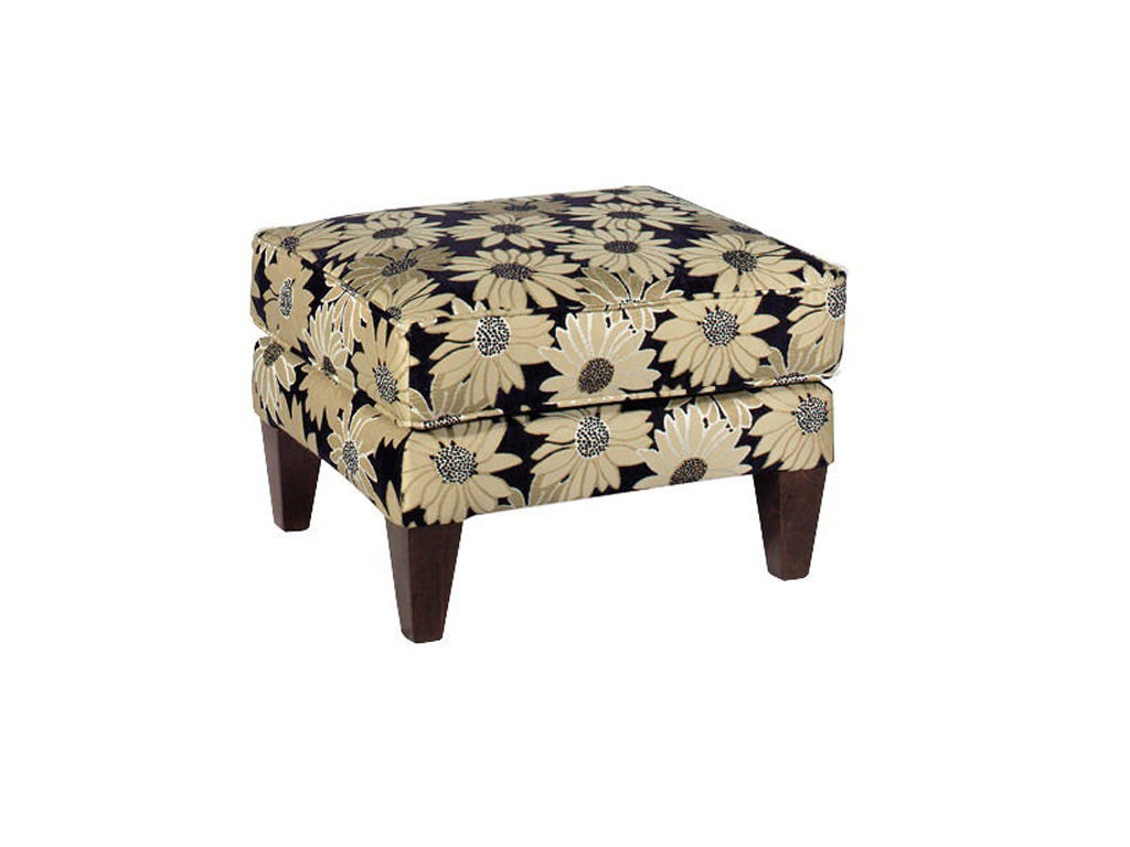 Craftmaster Living Room Ottoman 061300 Stacy Furniture