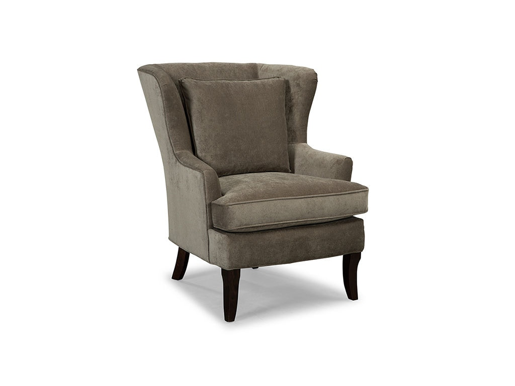craftmaster living room wing chair