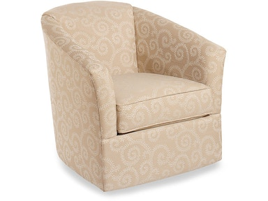Craftmaster Living Room Swivel Chair 092910SC - CraftMaster ...