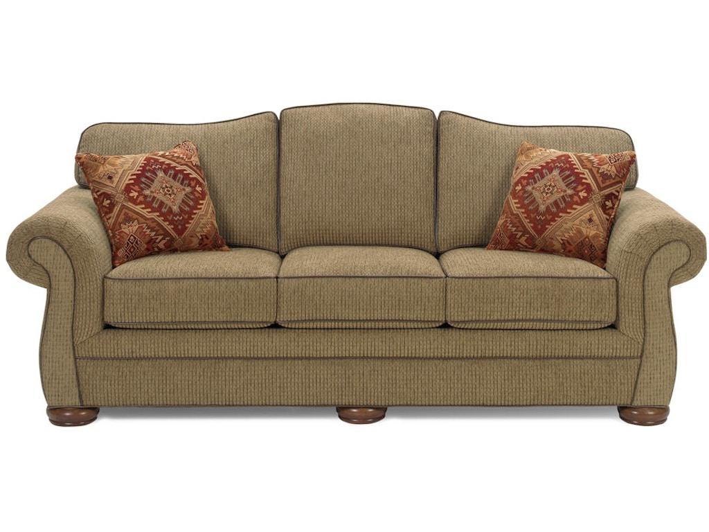 Three cushion sofa sure fit stretch piqu 3 seat for Sofa individual