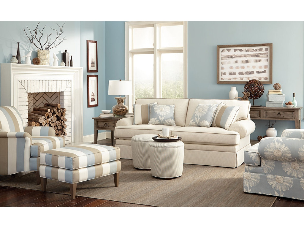 Two Loveseat Living Room Craftmaster Living Room Two Cushion Sofa 4550 Sleeper Also