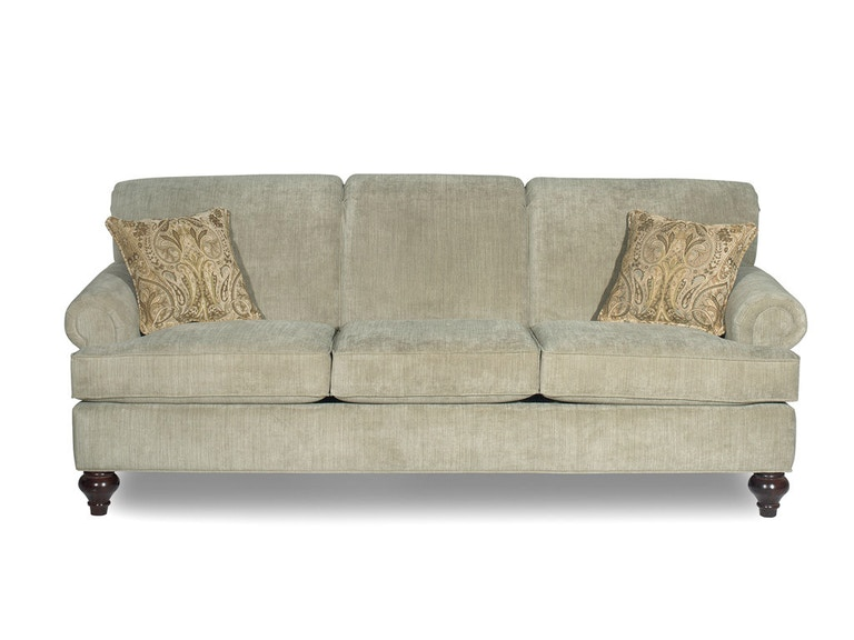Craftmaster Three Cushion Sofa 704750
