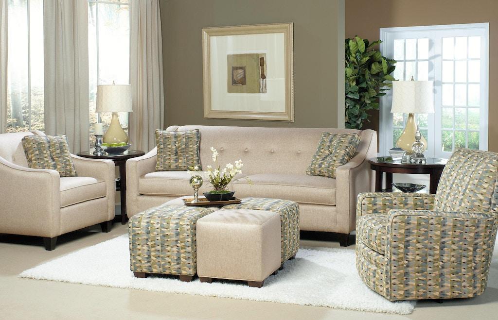 hickorycraft living room sofa 706950 hickorycraft upholstery hiddenite north carolina. Black Bedroom Furniture Sets. Home Design Ideas