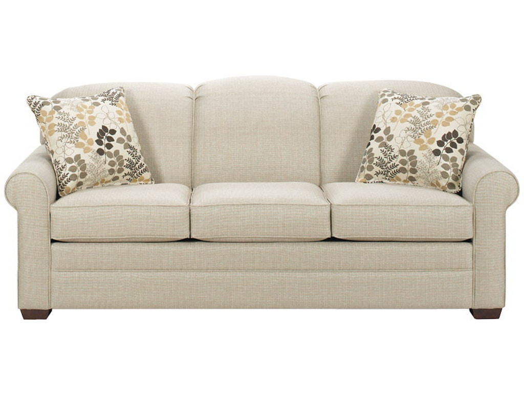 Craftmaster Three Cushion Sofa 718550 68